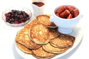 Palæo brunch pandekager