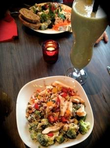 Stiften Salat Smoothie