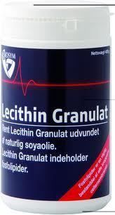 lecithingranulat